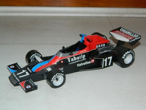 Shadow DN5B   J.P.Jarier  GP Německa 1976