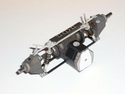 Shadow DN9B - Danny Ongais - test Paul Ricard 78