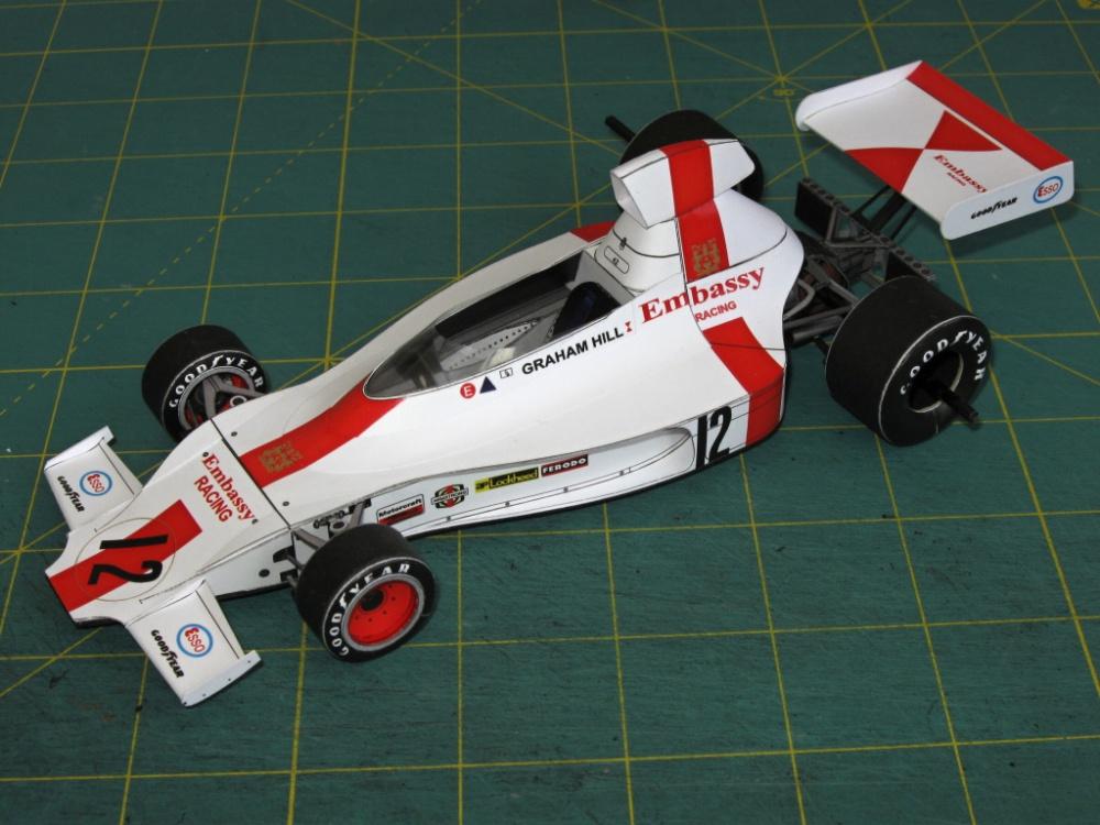 Shadow DN1A Ford, G. Hill, GP Monaco 1973 - beta
