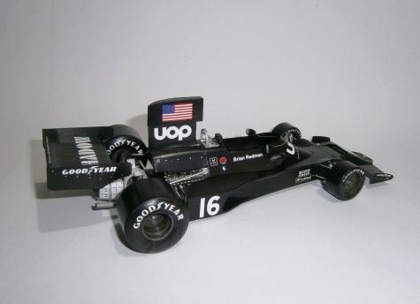 Shadow DN3B Ford - T.Pryce, GP Brasil 1975, B.Redman, GP Belgian 1974