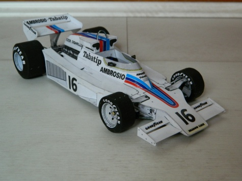 SHADOW DN8 R.Patrese 1977