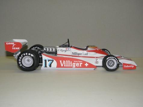 Shadow DN9, 1978, C. Regazzoni