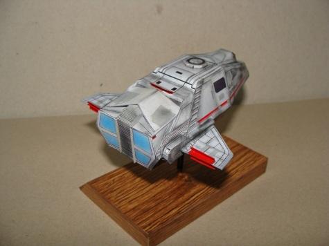 Shuttlepod POD 01