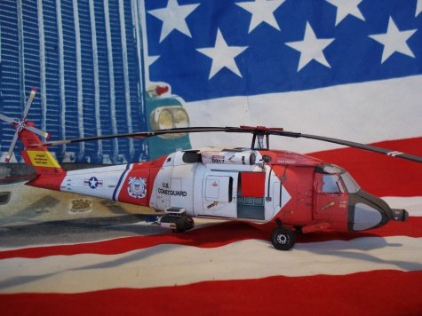 SIKORSKY HH-60 J Jayhawk USCG