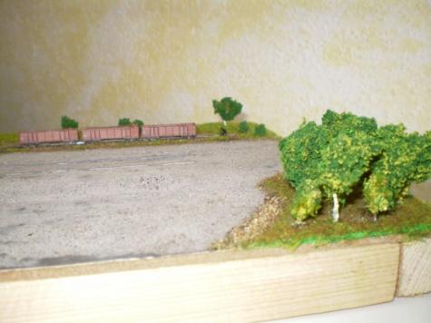 Sklad dřeva