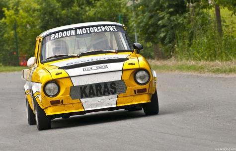 Škoda 100 typ 722 - Karásek, Hrubý