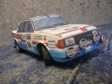 Škoda 130 LR