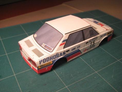 Škoda 130 LR Jiřího Sedláře