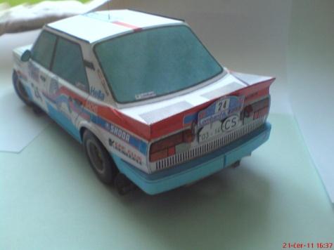 Škoda 130 LR-John Haughland