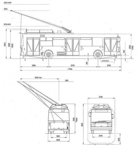 Škoda 21Tr ACI