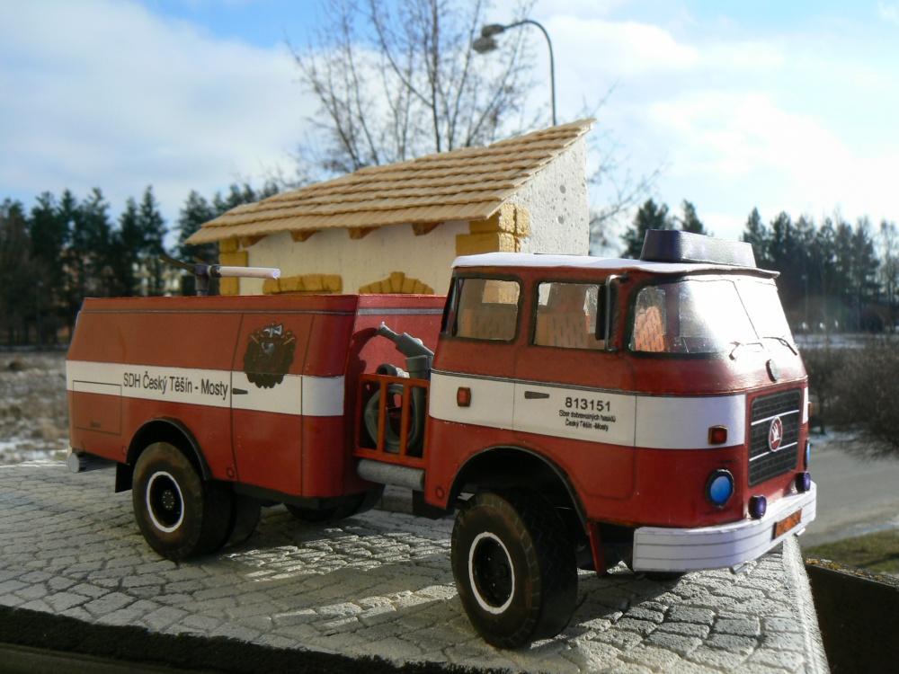 ŠKODA 706 RTHP CAS 25