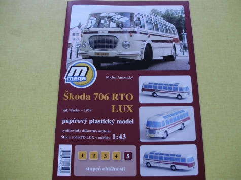 Škoda 706 RTO LUX