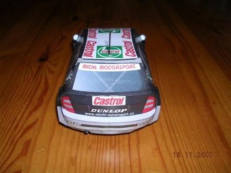 Škoda Fabia MM01