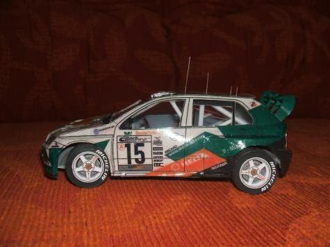 Škoda Fabia WRC