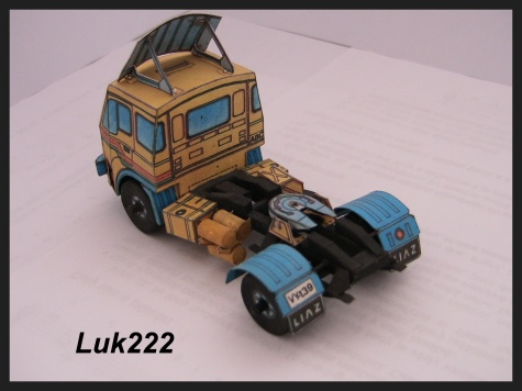 Škoda Liaz 100.47