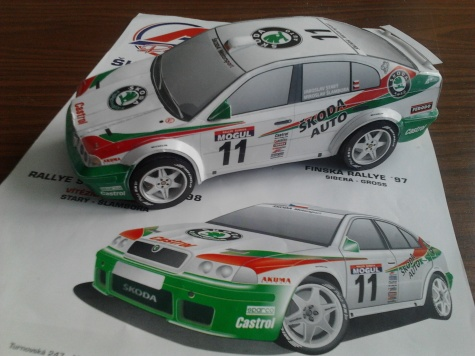 ŠKODA OCTAVIA KIT CAR 2.0