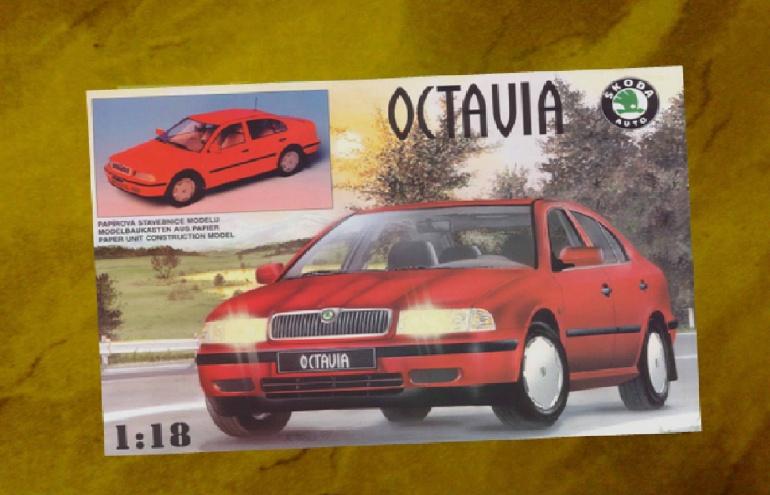 Škoda Octavia hatchback