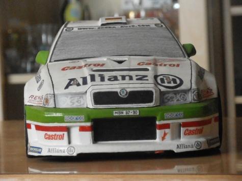 Škoda Octavia WRC