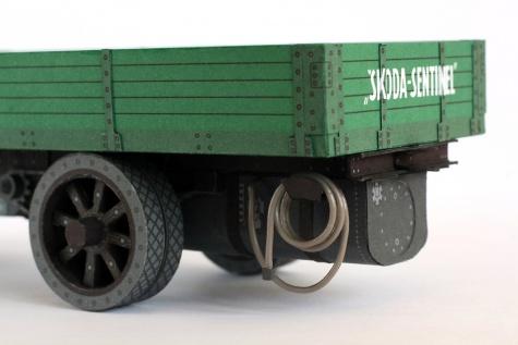 Škoda Sentinel 1925