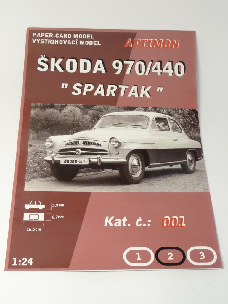 Škoda Spartak