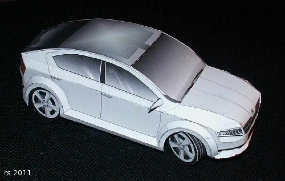 Škoda Vision