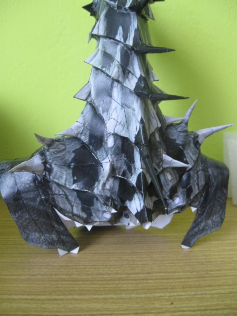 Skyrim Frost dragon