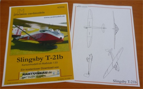 Slingsby T.21 B