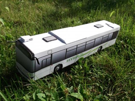 Solaris Urbino 12 hybrid verze 1