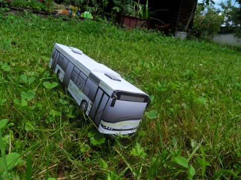 Solaris Urbino 12 hybrid verze 2