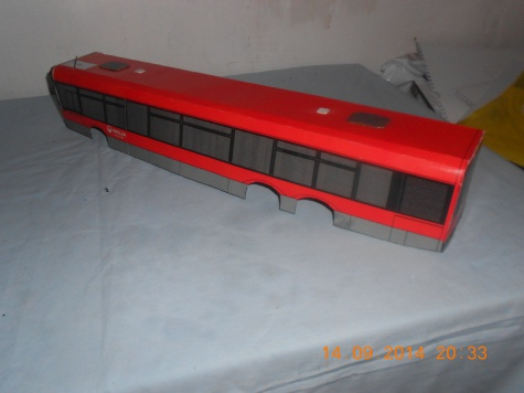 Solaris Urbino 15 - Veolia Morava