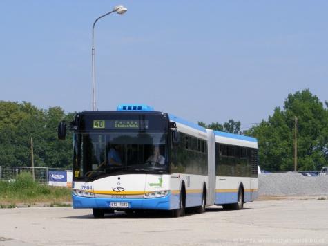 Solaris urbino 18 DP Ostrava