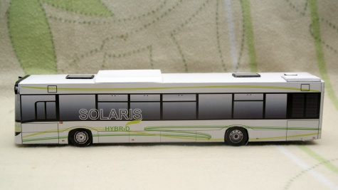 Solaris Urbino 5 finálních verzí