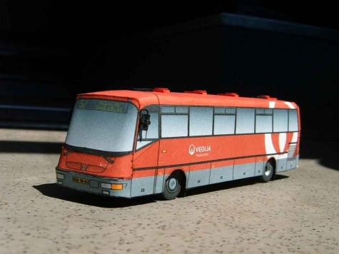 SOR C10,5 Veolia Transport Morava
