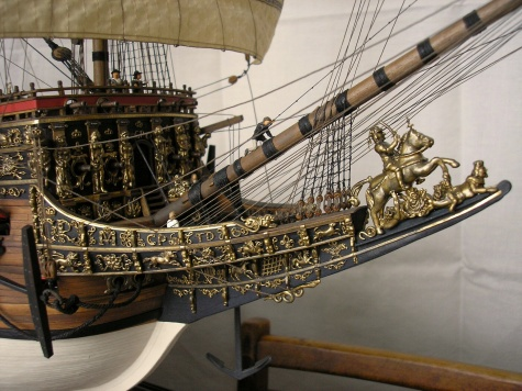 Sovereign of the seas 1637