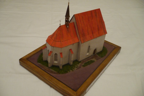 špitální kostel sv. Jana Evangelisty, Švihov