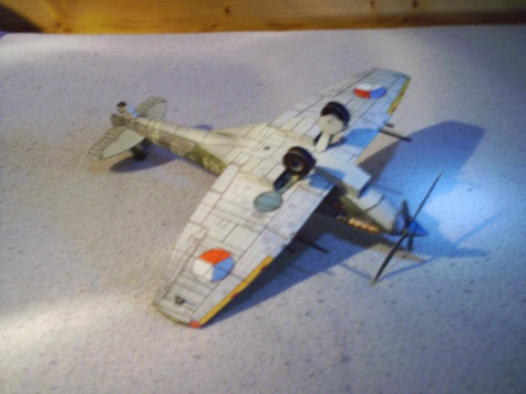 Spitfire F Mk. IX