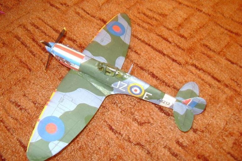 Spitfire Mk IA