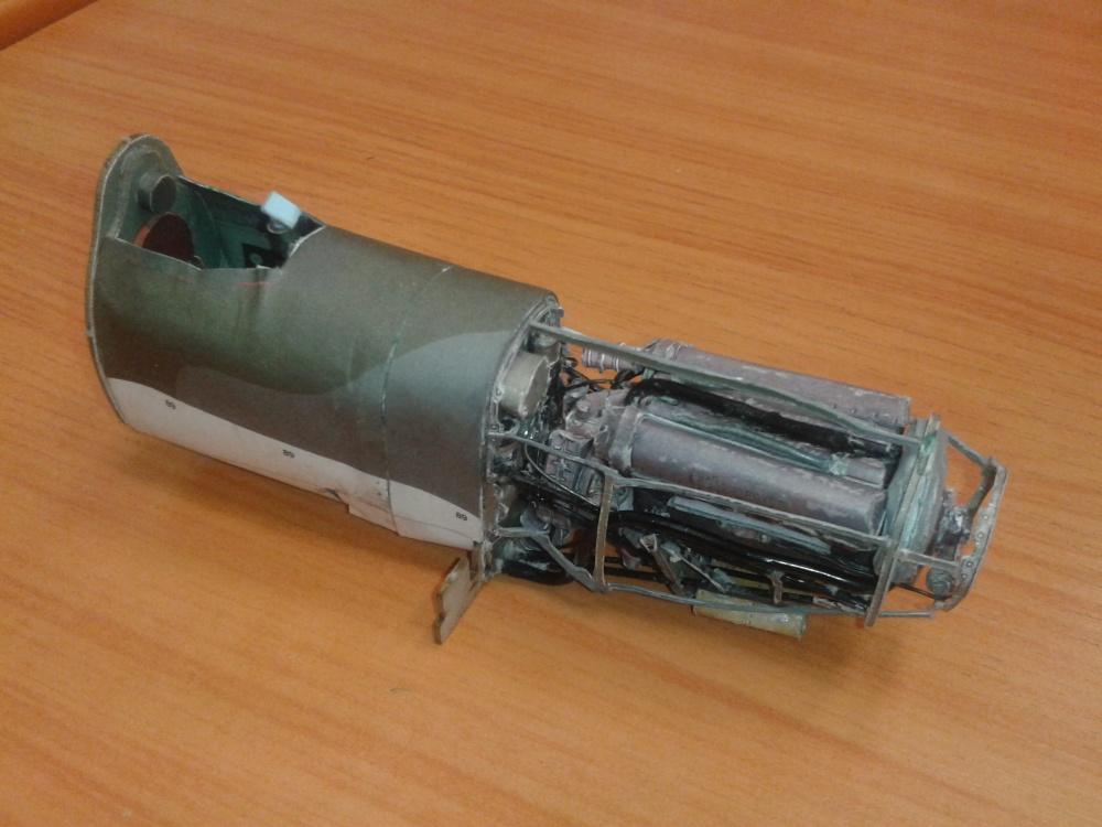 Spitfire Mk Vb a RR Merlin 45