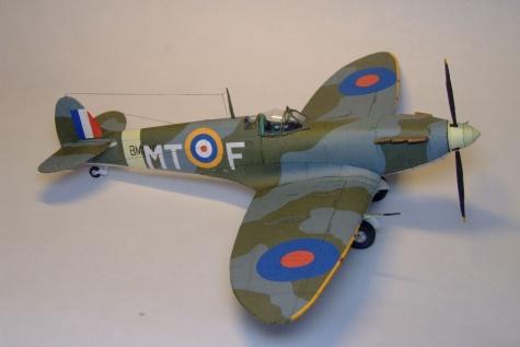 Spitfire Mk.VB MT-F