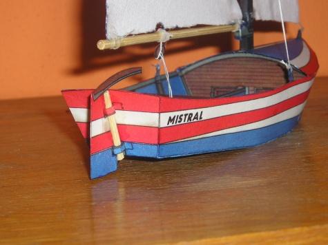 Sportovní jachta