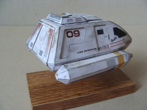 Star Trek - Schuttlepod type 17