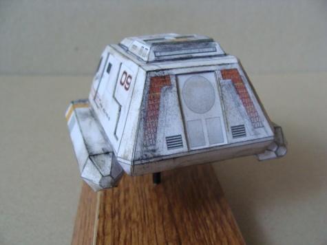 Star Trek - Schuttlepod type 17