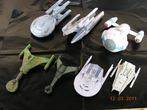 kosmicke lode Star Trek  Honor Harrington