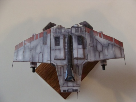 Star Wars - V wings airspeeder