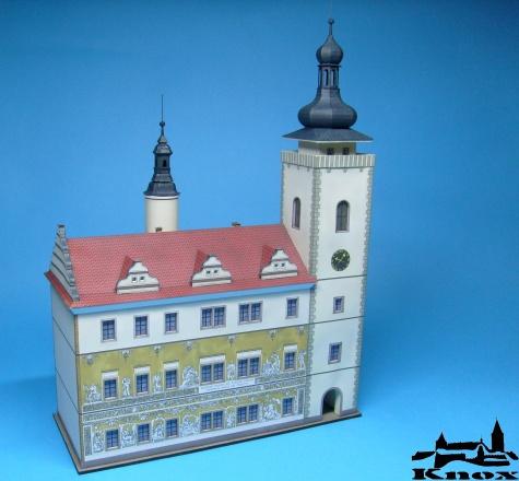 Stará radnice v Madé Boleslavi