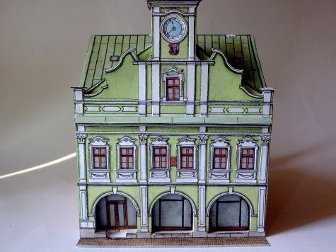 Stará radnice v Rychnově