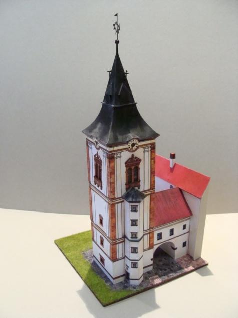 Radniční věž Levoča