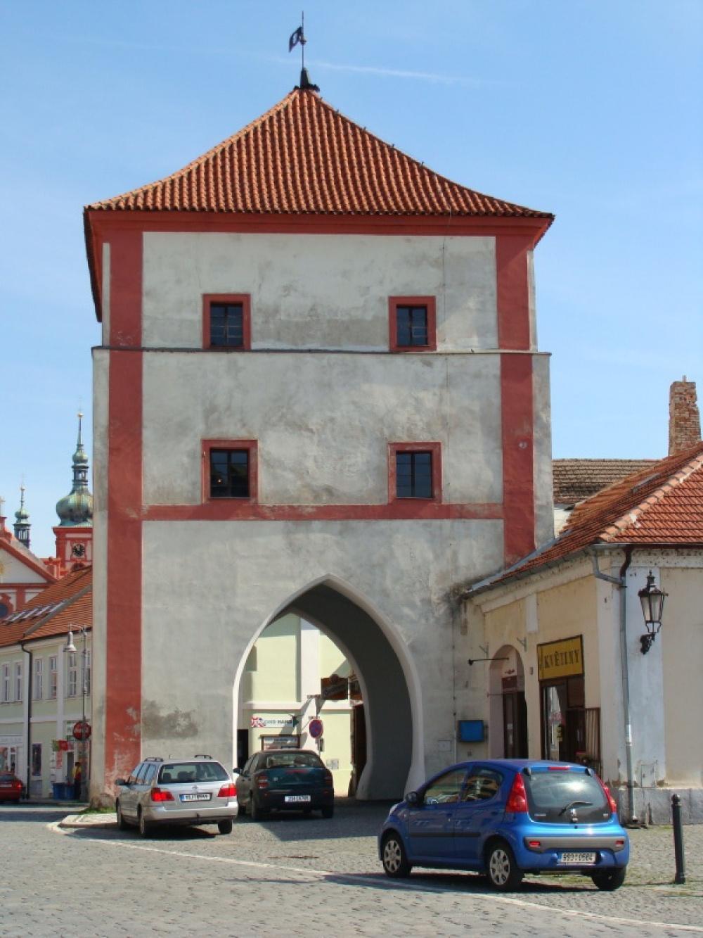 Staroboleslavská brána