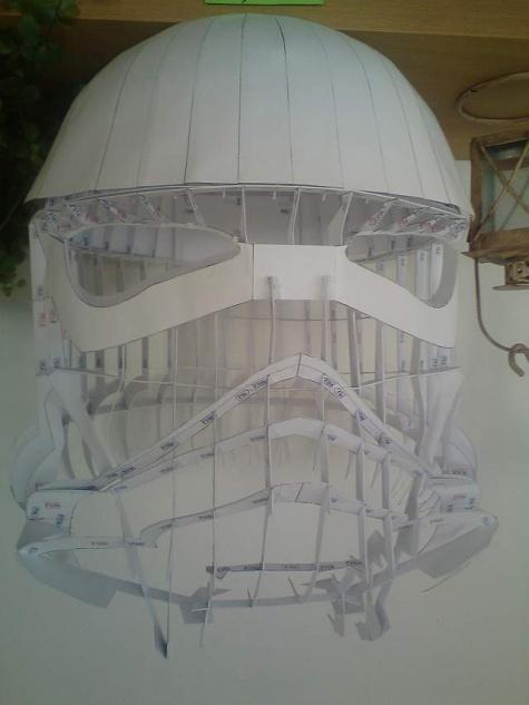 Starwars Stormtrooper helma