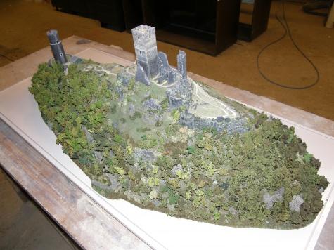 státní hrad Házmburk